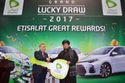 Etisalat Gives Away a Brand New Toyota Corolla